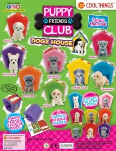 Puppy Club Dogz House