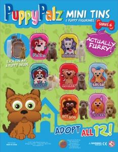 Puppy Palz serie 6
