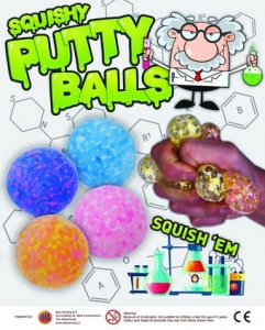 Squishy Putty Balls