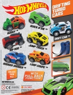 Hot wheels drift cars