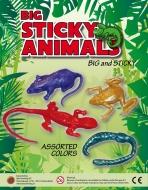 Sticky animals